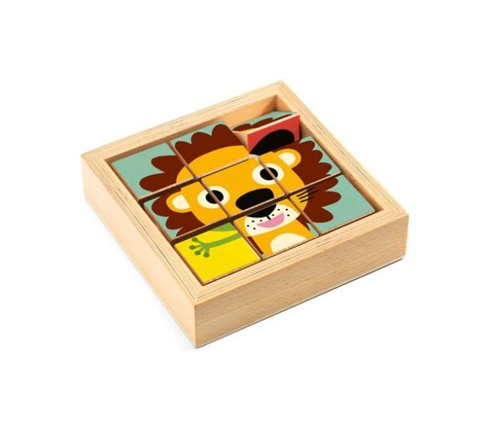 деревянные игрушки djeco развивающая мусса Деревянные игрушки Djeco Сортировка Турнанимо