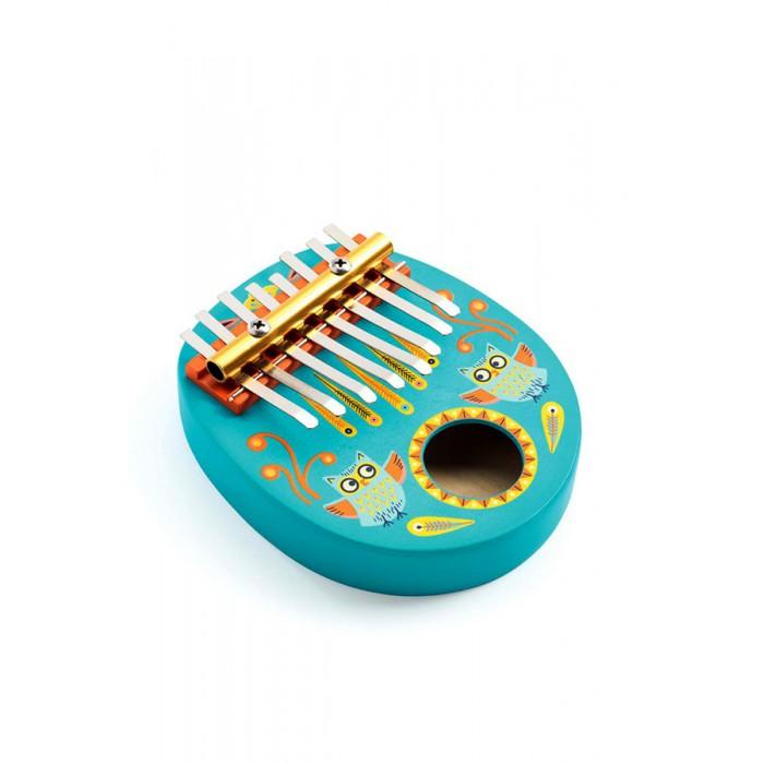 деревянные игрушки djeco косметика Деревянные игрушки Djeco Калимба