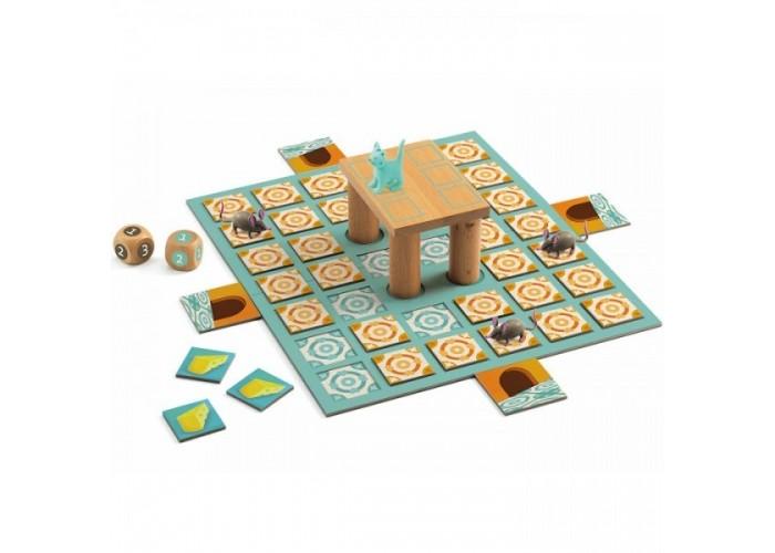 Игры для школьников Djeco Игра настольная Чоп-чоп airis press настольная игра волшебный театр три поросенка кошки мышки