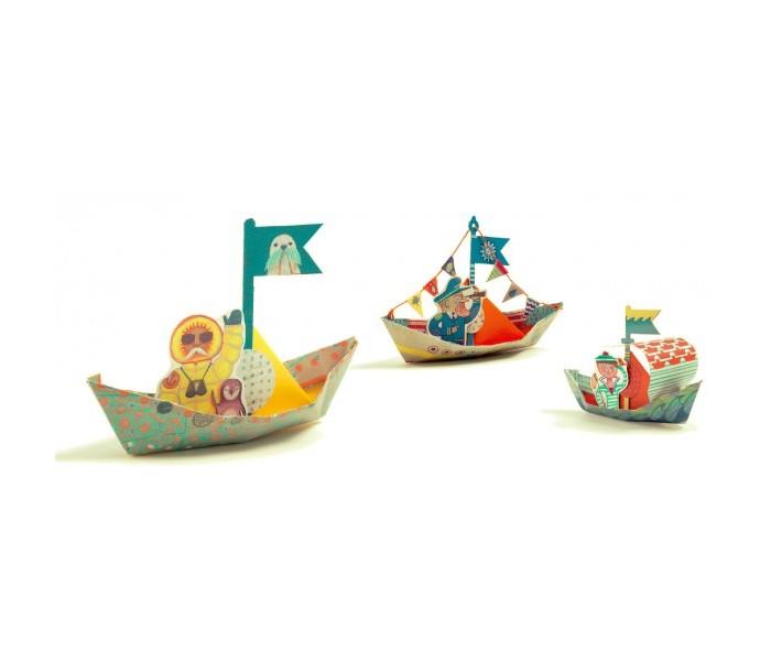 Наборы для творчества Djeco Набор для творчества Кораблики
