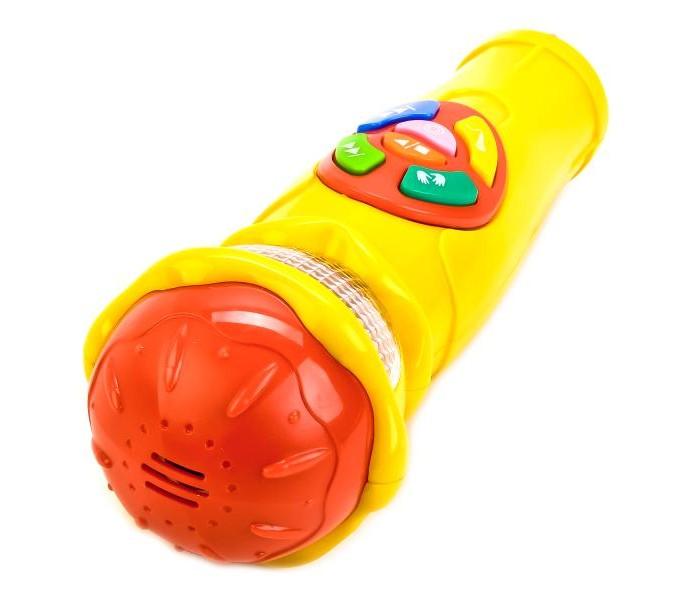 Музыкальные игрушки Умка Микрофон с песнями В. Шаинского сборник любимые песни из мультфильмов часть 2 cd