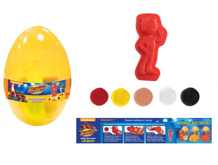 Всё для лепки Вспыш Набор для лепки Эй-Джей яйцо масса для лепки candy clay набор круассан