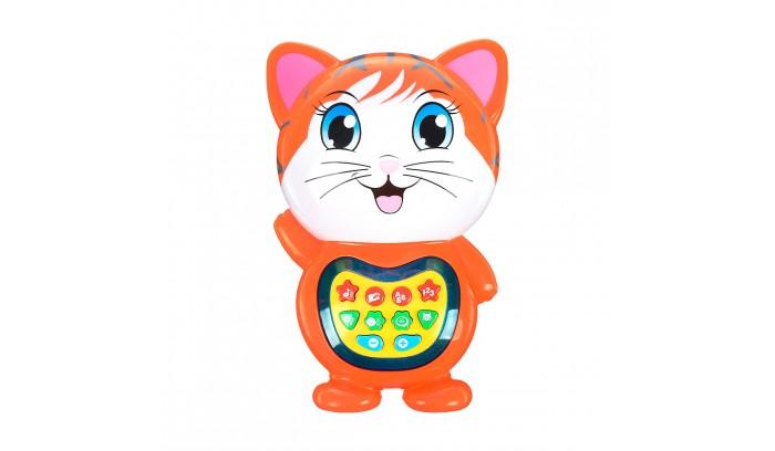 Интерактивные игрушки Умка Кот-сказочник умка обучающий планшет winx club 60 программ умка