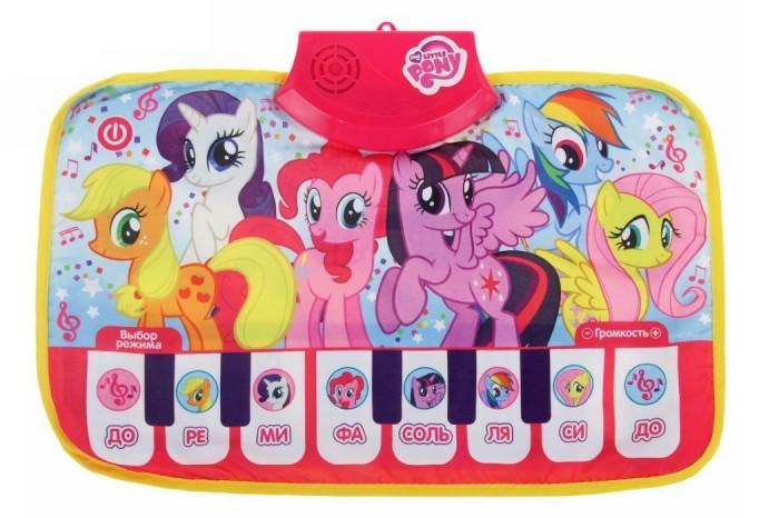 Игровые коврики Умка Пианино My Little Pony умка игрушка пианино умка
