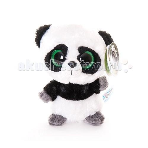 Мягкие игрушки Aurora Юху и друзья Панда 12 см aurora мягкая игрушка панда