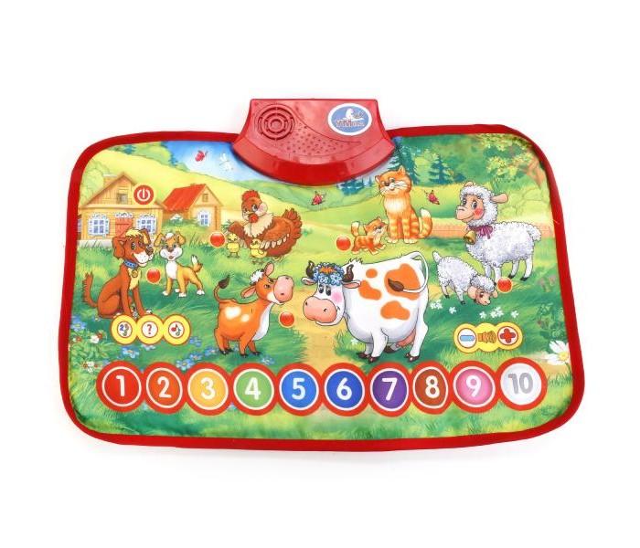 Игровые коврики Умка Пианино Мамы и малыши умка игрушка пианино умка