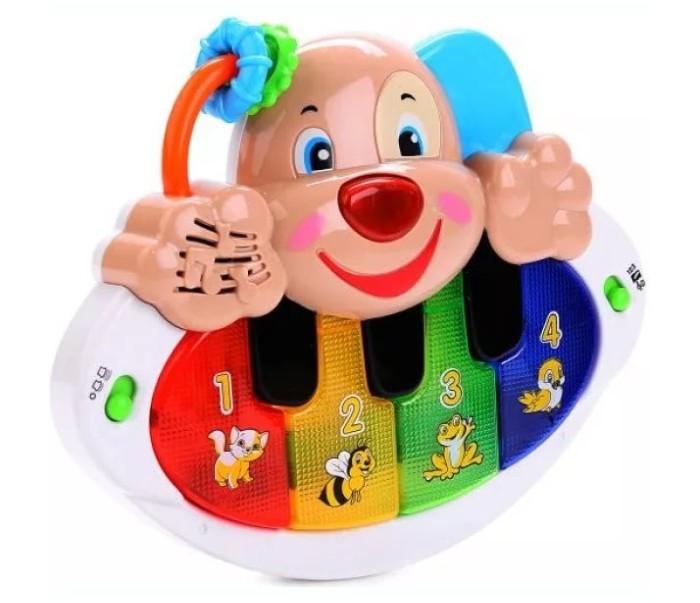 Музыкальные игрушки Умка Пианино Щенок умка игрушка пианино умка