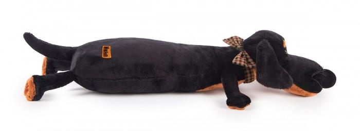 Мягкая игрушка Budi Basa Пес-подушка Ваксон с галстуком-бабочкой 65 см