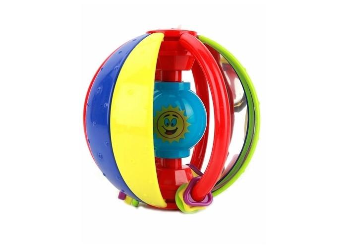 Музыкальные игрушки Умка Погремушка-шар электронные игрушки умка обучающий сканер
