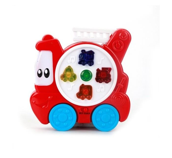 Развивающие игрушки Умка Пожарная машинка со стихами М.Дружининой развивающая игрушка умка пожарная машинка со стихами м дружининой