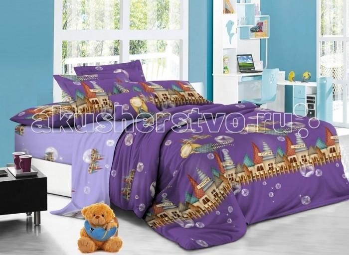 Постельные принадлежности , Постельное белье 1.5-спальное Sweet Baby Grande Castello 1,5 спальное (3 предмета) арт: 474801 -  Постельное белье 1.5-спальное