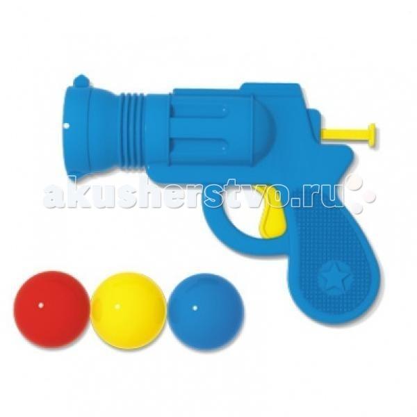 Игрушечное оружие Стеллар Пистолетик игрушечный Маленький шериф игрушечное оружие yako игрушечное оружие 2 в 1 y4640125