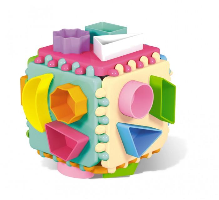 Сортеры Стеллар Куб подарочный погремушки стеллар подарочный набор 3