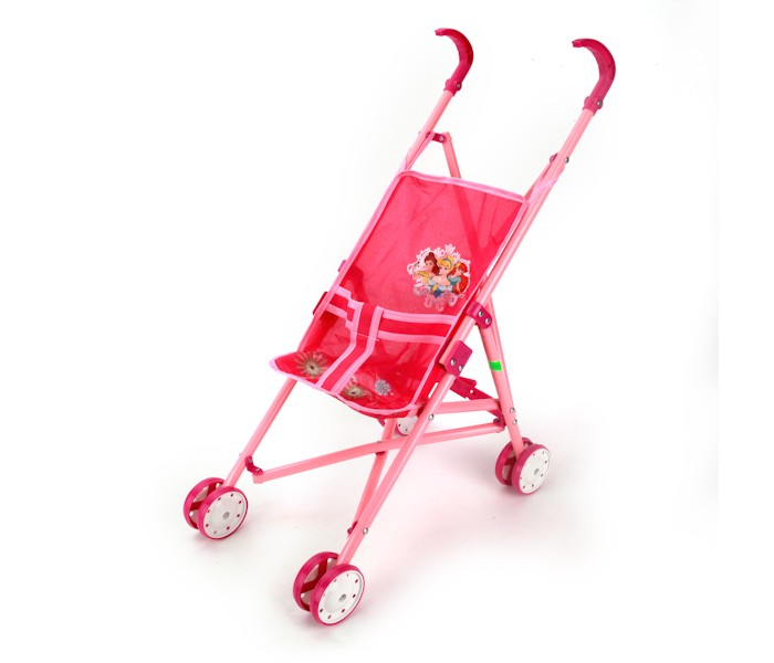 Коляски для кукол Карапуз трость дизайн принцессы томсон д прогулки по барселоне
