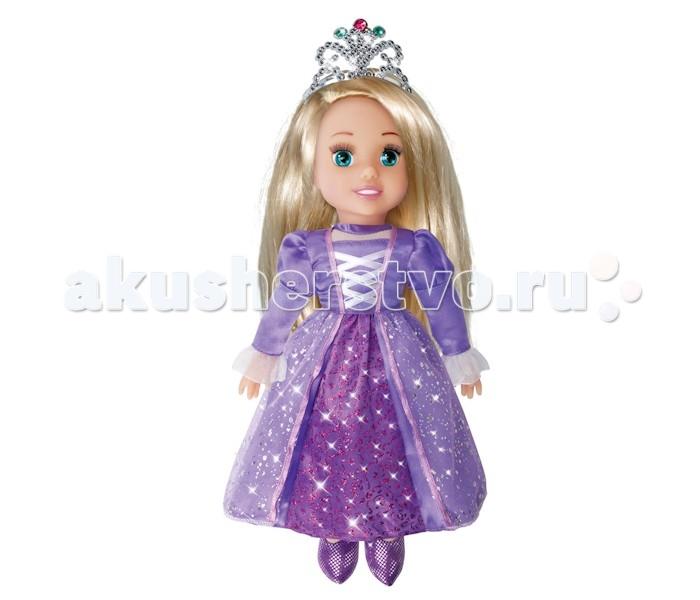 Куклы и одежда для кукол Мульти-пульти Кукла Принцесса Диснея Рапунцель 30 см мягкие игрушки карапуз кукла мульти пульти disney принцесса рапунцель