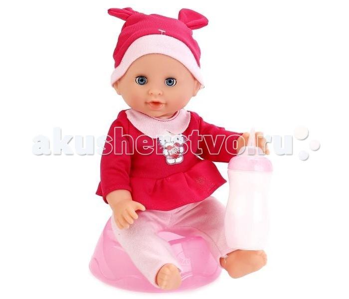 Куклы и одежда для кукол Карапуз Кукла Пупс Hello Kitty 25 см куклы карапуз кукла карапуз принцесса рапунцель 25 см