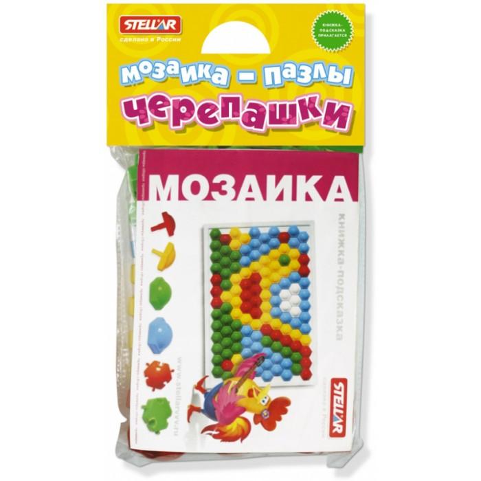 Мозаика Стеллар Мозаика пазлы Черепашки 01055 пазлы бомик мозаика локомотив