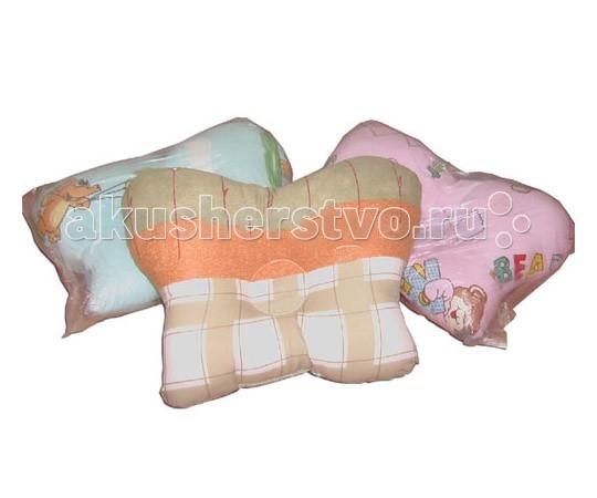 Подушки для малыша Монис Стиль Подушка анатомическая Бязь