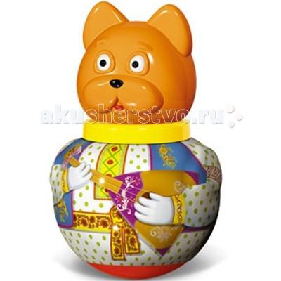 Развивающие игрушки Стеллар Неваляшка малая Кот Феликс малая балканская 35 куплю гараж