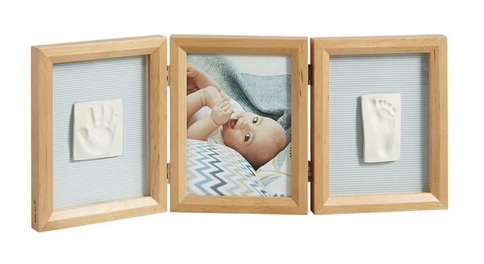 Фото - Фотоальбомы и рамки Baby Art Рамочка тройная Классика 34120172 сувенир