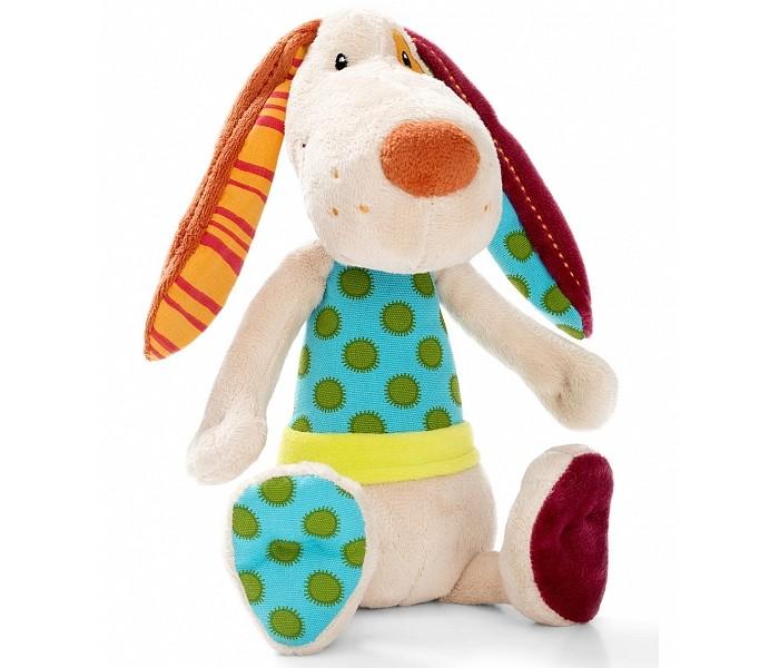 Купить Мягкие игрушки, Мягкая игрушка Lilliputiens Собачка Джеф