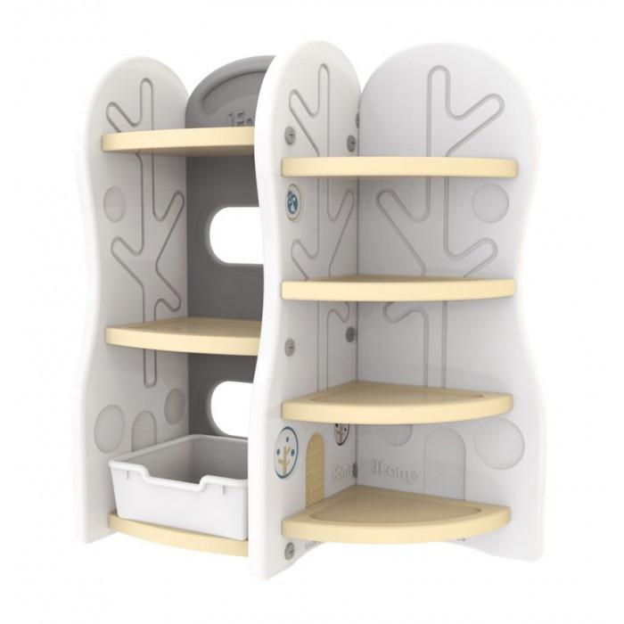 Ящики для игрушек Ifam Стеллаж для игрушек DesignToy-7