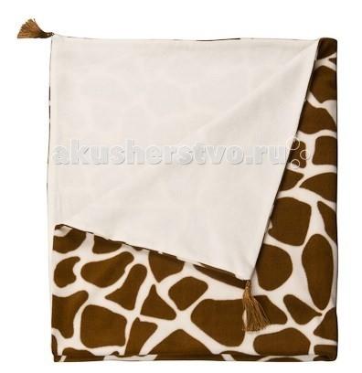 Постельные принадлежности , Пледы Pecorella для новорожденного Big Giraffe арт: 47755 -  Пледы