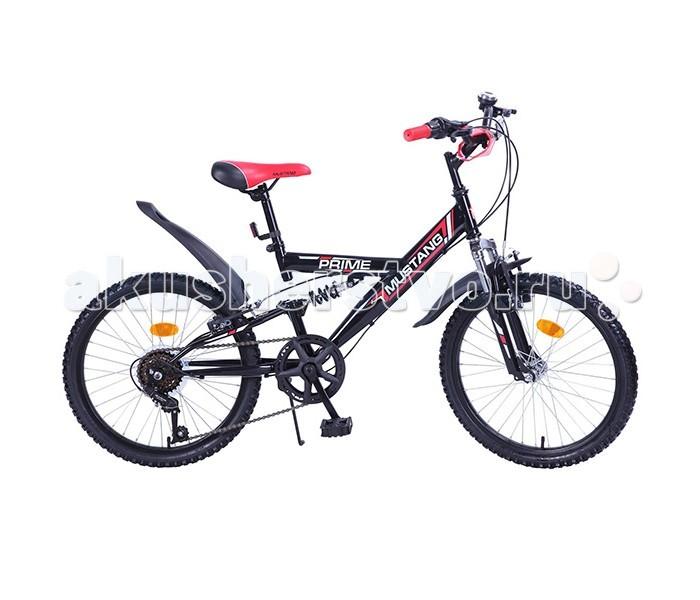 Купить Велосипед двухколесный Mustang Prime 20 в интернет магазине. Цены, фото, описания, характеристики, отзывы, обзоры