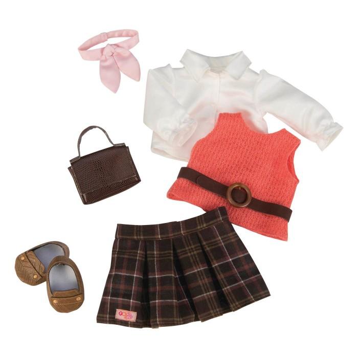 Our Generation Dolls Комплект одежды ДеЛюкс для куклы девушки-студентки