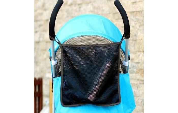Аксессуары для колясок Мирти Универсальная сетка-карман для вещей аксессуары для колясок мирти коврик накидка дышащая для коляски