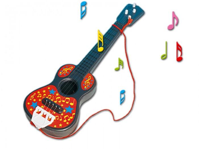 Музыкальные игрушки Dohany Kft Гитара малая каталки dohany kft авто 109