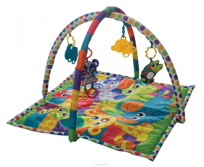 Развивающий коврик Playgro активный центр В мире животных