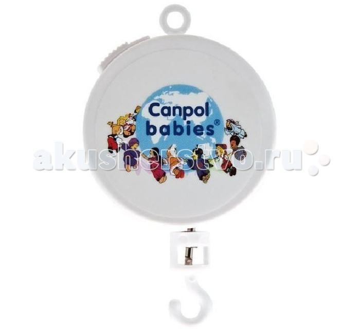 Мобили Canpol Музыкальная шкатулка 9/001 шкатулка swiss kubik sk01 stb 001