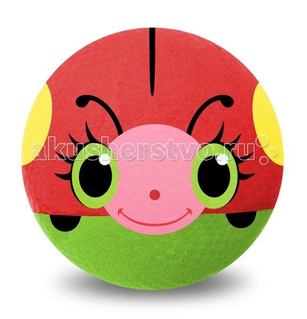 Мячики и прыгуны Melissa & Doug Sunny Patch мяч Божья коровка (Бабочка), Мячики и прыгуны - артикул:48036