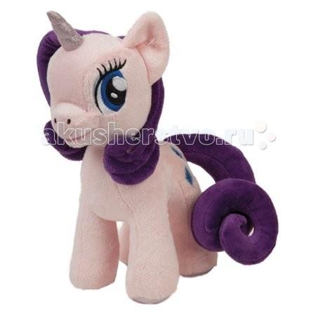 Мягкие игрушки Мульти-пульти My Little Pony Пони Рарити 23 см мягкие игрушки мульти пульти мягкая игрушка мульти пульти my little pony пони эпплджек