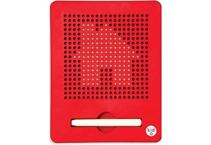 Доски и мольберты Kid O Доска для рисования магнитная KIDO-10348 гаджет грифельная магнитная доска melompo сalendar ml0092