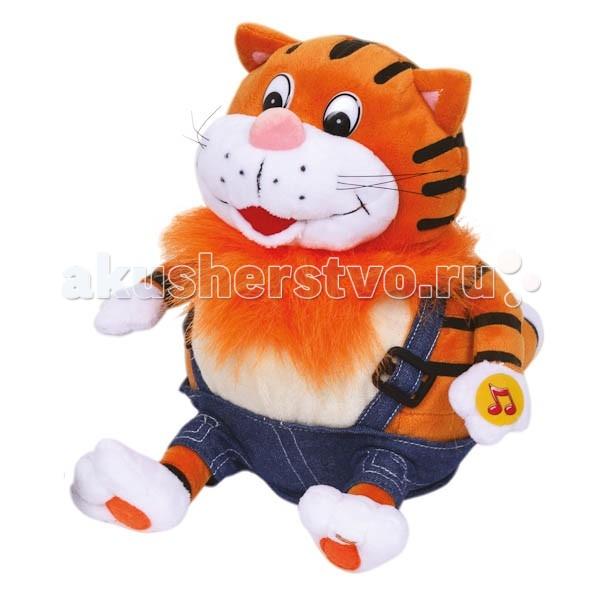 Мягкие игрушки Мульти-пульти Кот 25 см мульти пульти мягкая игрушка кот леопольд 20 см со звуком мульти пульти