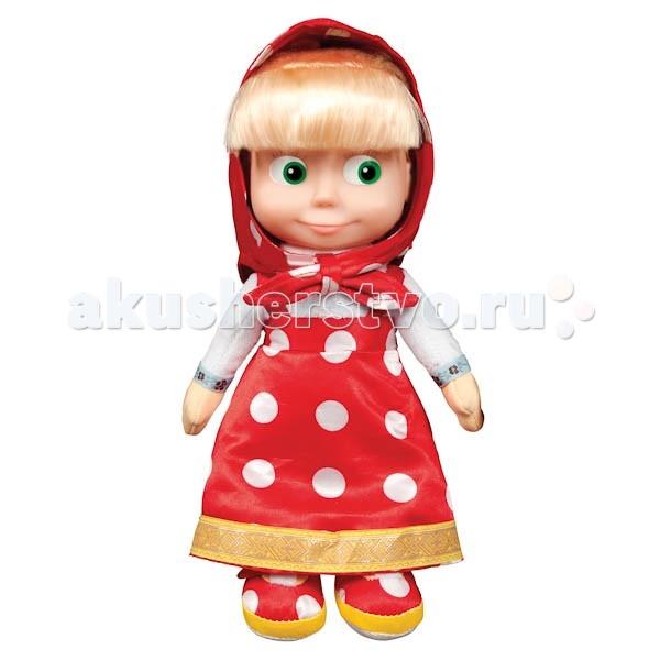 Мягкие игрушки Мульти-пульти Маша (озвученная) 29 см