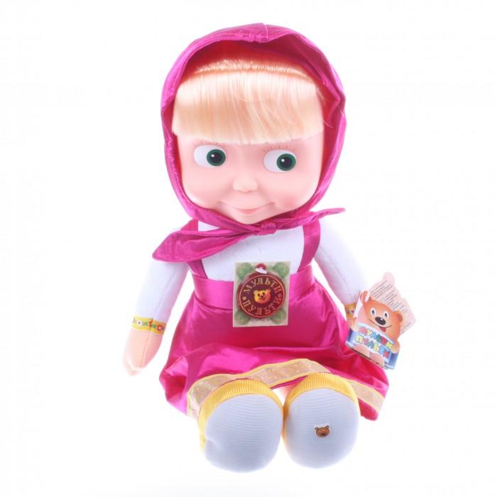 Мягкие игрушки Мульти-пульти Маша музыкальная 22 см мульти пульти мягкая игрушка маша 30 см со звуком маша и медведь мульти пульти