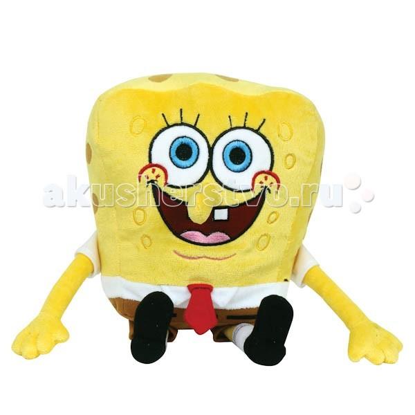 Мягкие игрушки Мульти-пульти Губка боб 14 см мульти пульти мягкая игрушка губка боб 14 см со звуком мульти пульти
