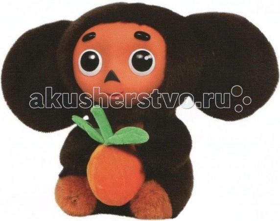 Мягкие игрушки Мульти-пульти Чебурашка с апельсином 17 см копилка я и ты 17 см 1136521
