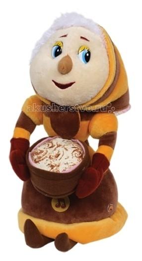 Мягкие игрушки Мульти-пульти Баба капа 26 см мульти пульти божья коровка мила 23 см