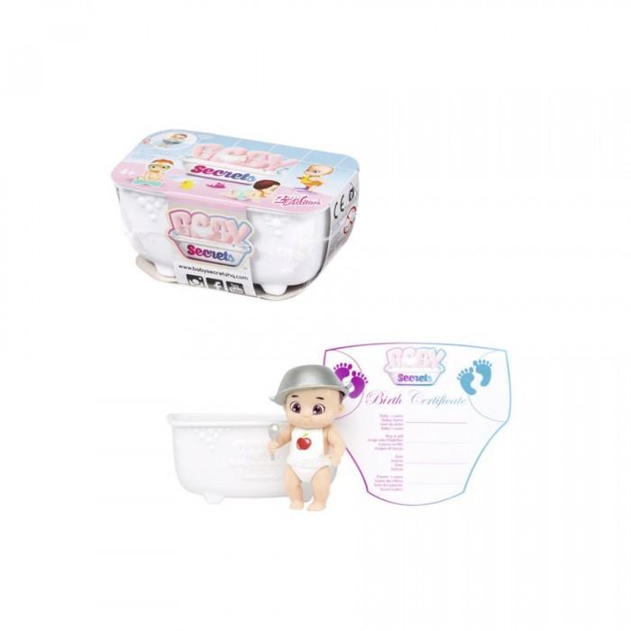 Игровые наборы Zapf Creation Игрушка BABY Secrets Кукла с ванной кукла yako m6579 6