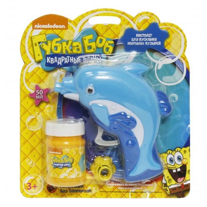 Мыльные пузыри 1 Toy Мыльные пузыри Губка Боб