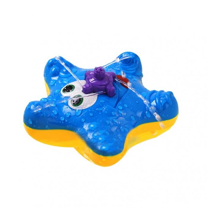 Игрушки для ванны Pic`n Mix Морская звезда чисто позолоченные бусины горный хрусталь серьги морская звезда морская звезда стержня уха