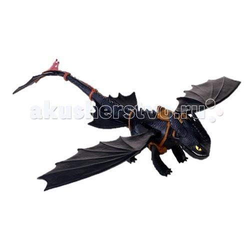 Купить Игровые фигурки, Dragons Игрушка Большой дракон Беззубик дышит огнем