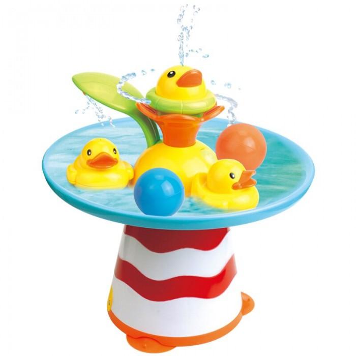 Купание малыша , Игрушки для ванны Pic`n Mix Фонтан с уточками арт: 483196 -  Игрушки для ванны
