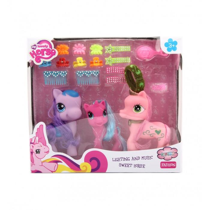 Игровые наборы Игруша Набор для девочки Пони