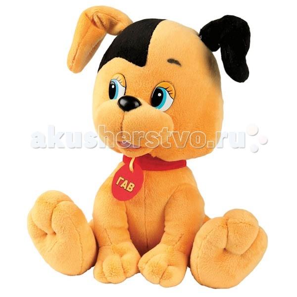 Мягкие игрушки Мульти-пульти Щенок Котёнок Гав 25 см мульти пульти мягкая игрушка мамонтёнок 25 см мульти пульти