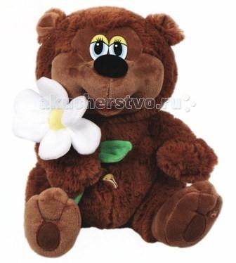 Купить Мягкие игрушки, Мягкая игрушка Мульти-пульти Медвежонок 25 см